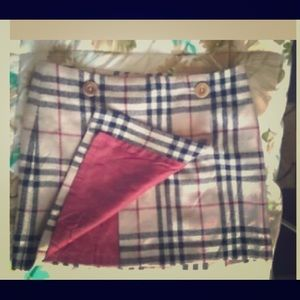 Burberry nova check skirt 4 Small